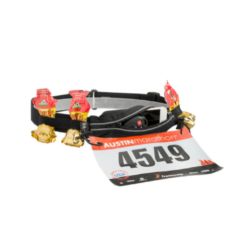 חגורת ריצה עם מקום לג'לים SPIbelt Endurance Series