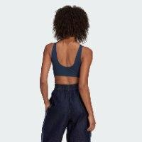נשים | ADIDAS FAKTEN BRA TOP BLUE