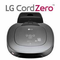 LG רובוט חכם HOM-BOT עם חיבור WIFI ושליטה מרחוק דגם: VR-6480VMNC
