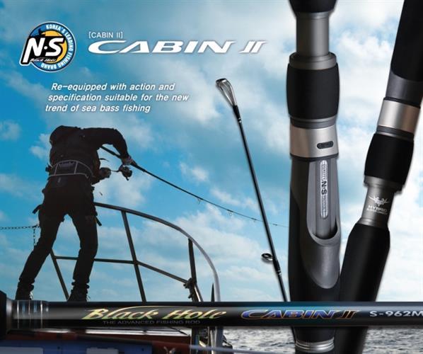 Cabin2 Seabass