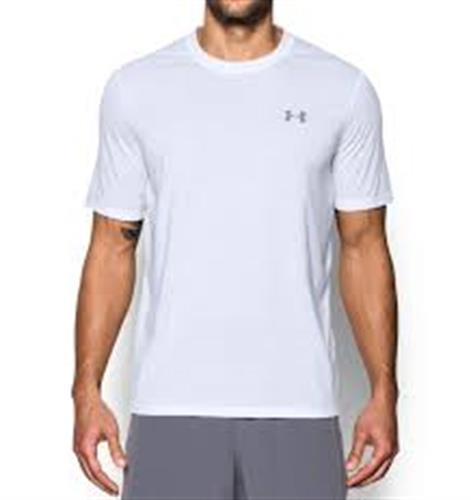 חולצת אימון ש קצר אנדר ארמור 1289583-100