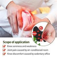מדבקות לכאבי ברכיים- PainPatch