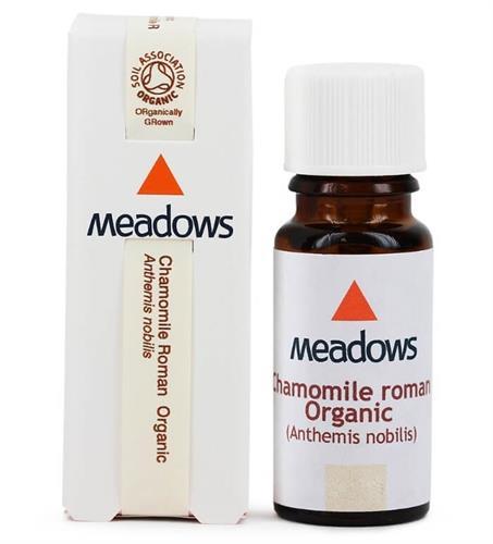 """שמן ארומתרפי קמומיל רומן 10 מ""""ל - Chamomile Roman Essential Oil 10cc"""