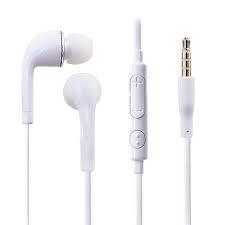 אוזניות לטלפון סלולרי J5  סיליקון 2