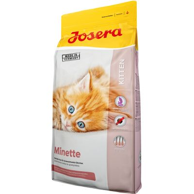 """ג'וסרה מינאט לגורי חתולים 2 ק""""ג"""