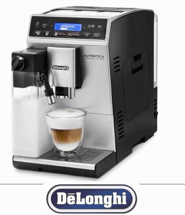 DeLonghi Coffee מכונת קפה אוטומטית One Touch  AUTENTICA ETAM29.660.SB