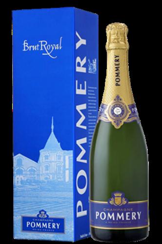 """שמפנייה פומרי ברוט 750 מ""""ל"""
