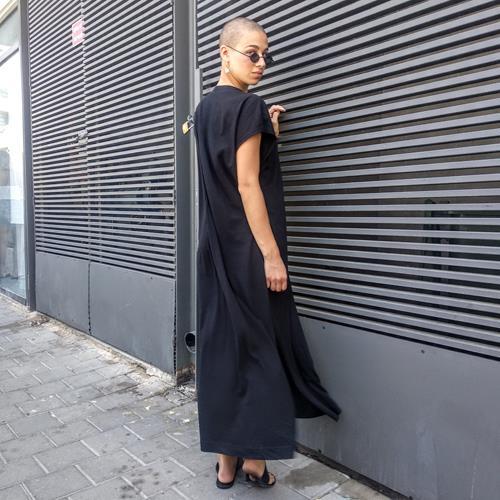 שמלת NAM - שחור