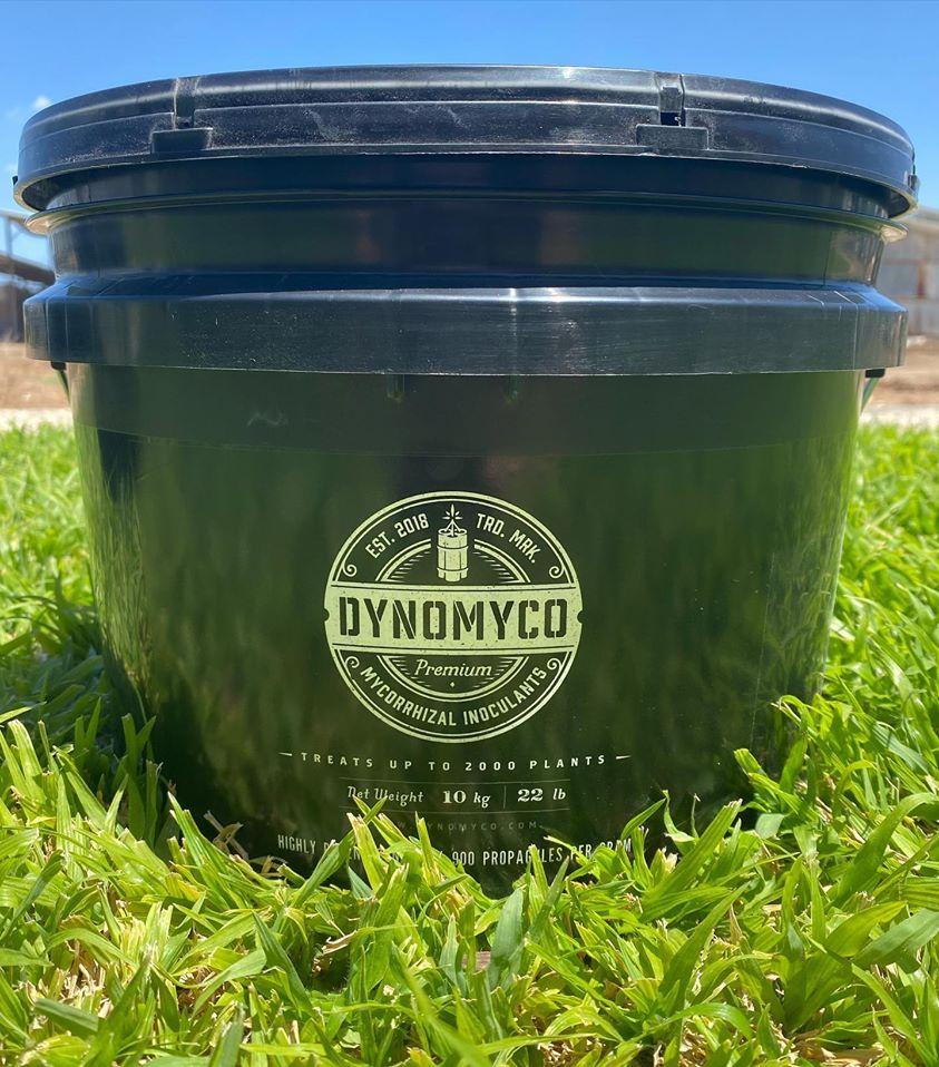 מיקוריזה 10 קג Mycorrhiza DYNOMYCO