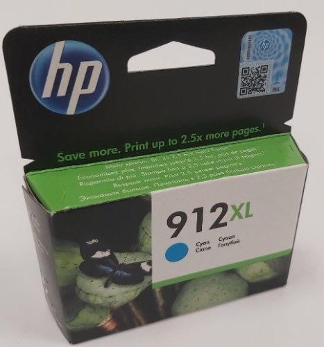דיו HP 912XL כחול