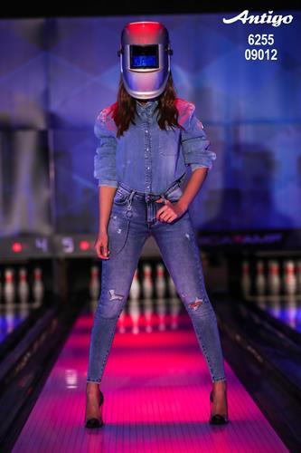 ג'ינס שרשרת ANTIGO
