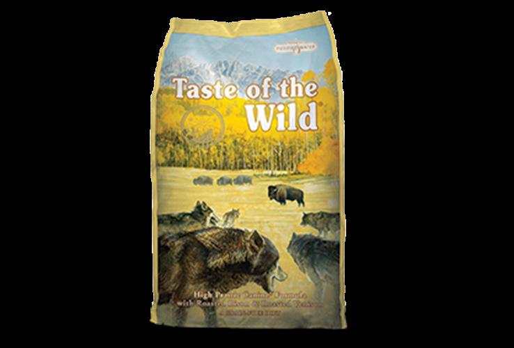 "Taste Of The Wild ביזון 2 ק""ג"