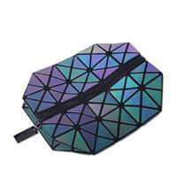 תיק איפור צבעוני יהלום