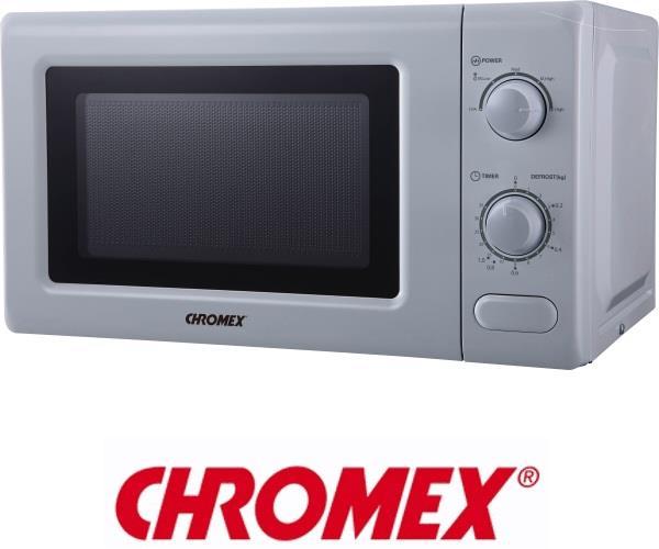 CHROMEX מיקרוגל מכני 20 ליטר דגם CH532