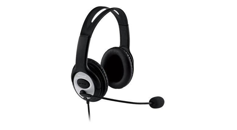 אוזניות חוטיות Microsoft LX3000 מיקרוסופט למחשב