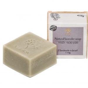 סבון טבעי לבנדר