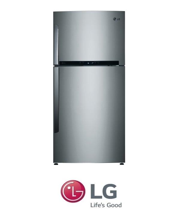 LG מקרר מקפיא עליון דגם GR-M6981S