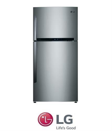 LG מקרר מקפיא עליון דגם GR-M6781S מתצוגה !