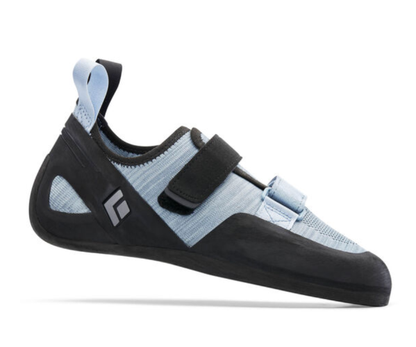 נעלי טיפוס גברים אפור כחול MOMENTUM