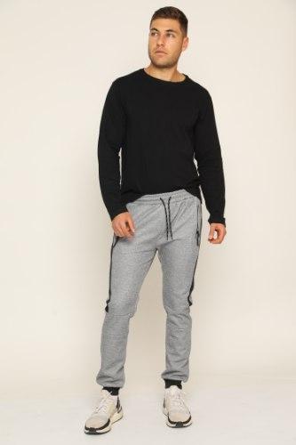 מכנס גבר ארוך סקובה עיצוב צד