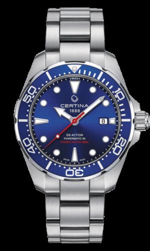 שעון סרטינה דגם C0324071104100 Certina