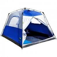 אוהל חגור קוויק אפ פרו ל - 4 אנשים פתיחה מהירה