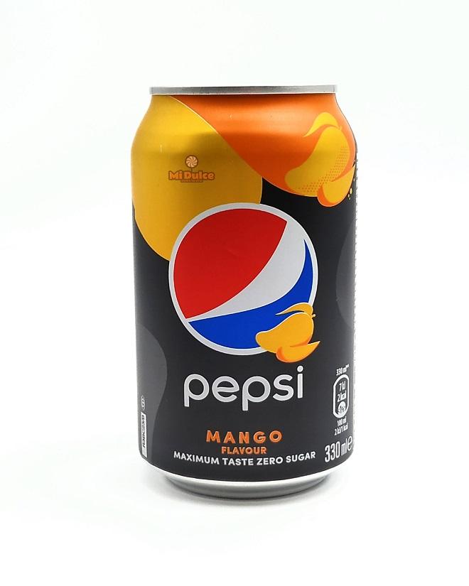 פפסי זירו מנגו