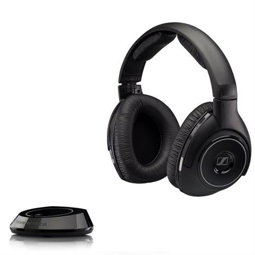 אוזניות אלחוטיות Sennheiser RS160, הבחירה הטבעית להתקנות ברכב או במשרדים.