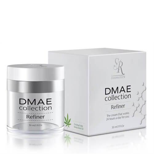 קרם פעיל נגד הזדקנות ריפיינר - SR Cosmetics DMAE Refiner