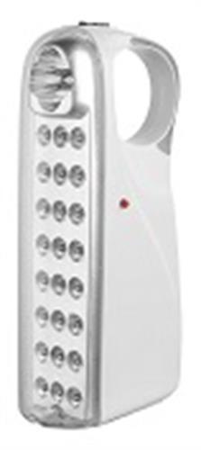תאורת חירום נטענת לד SKL2128 סוללת ליטיום