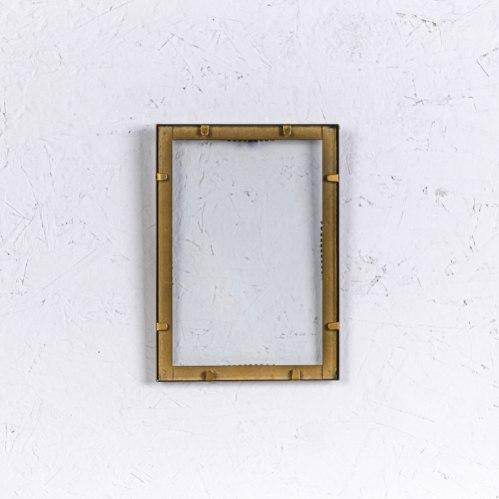מסגרת ברזל (דו כיווני) זהב - גודל בינוני