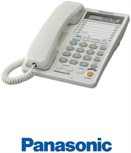 Panasonic טלפון שולחני חכם דו קווי דגם : KX-T2378MX