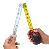 סרט מדידה 5 מ' דו צדדי מקצועי במיוחד עמיד פי 10 מהמתחרים