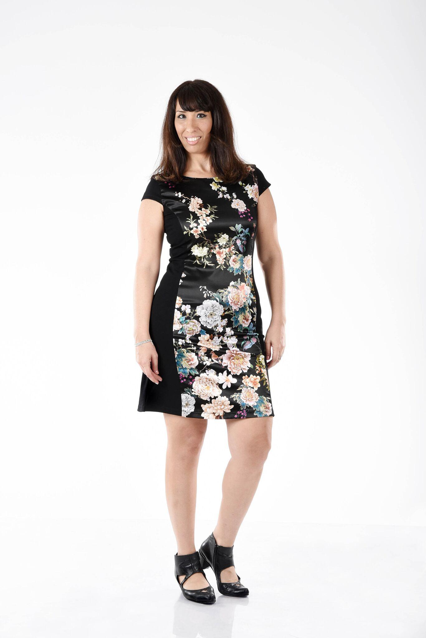 שמלה גרייס פרחים