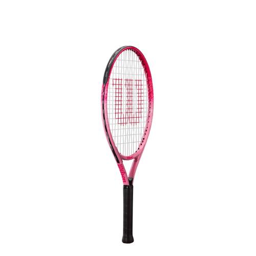 מחבט טניס לילדים  wilson Burn Pink 23