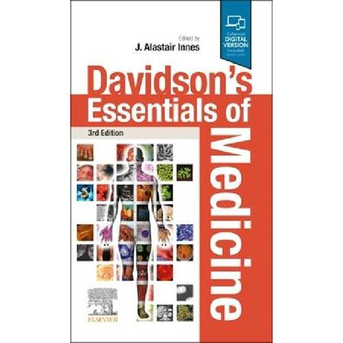 Davidson's Essentials of Medicine 3rd edition