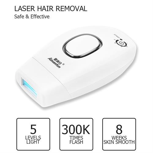 מכשיר IPL ביתי להסרת שיער לצמיתות