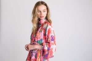 שמלת שיפון ג'ייסי