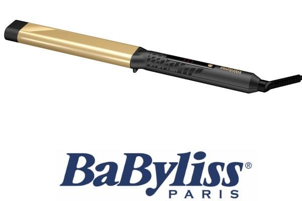 BaByliss מסלסל שיער אובלי קרמי מוזהב דגם C440E