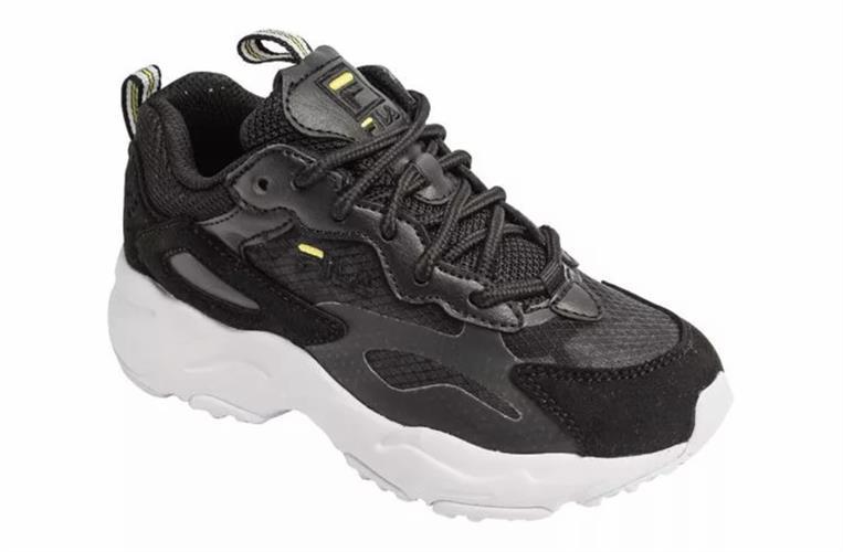 נעליים שחורות FILA