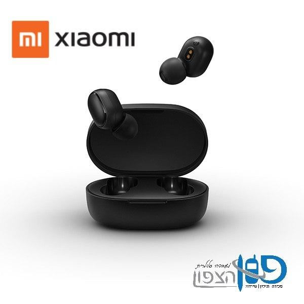 אוזניות Bluetooth TWS דגם Mi True Wireless Earbuds Basic 2