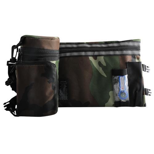 תיק תפ טרמי צבאי מנומר לאחסון ולהגנת תפילין וטלית