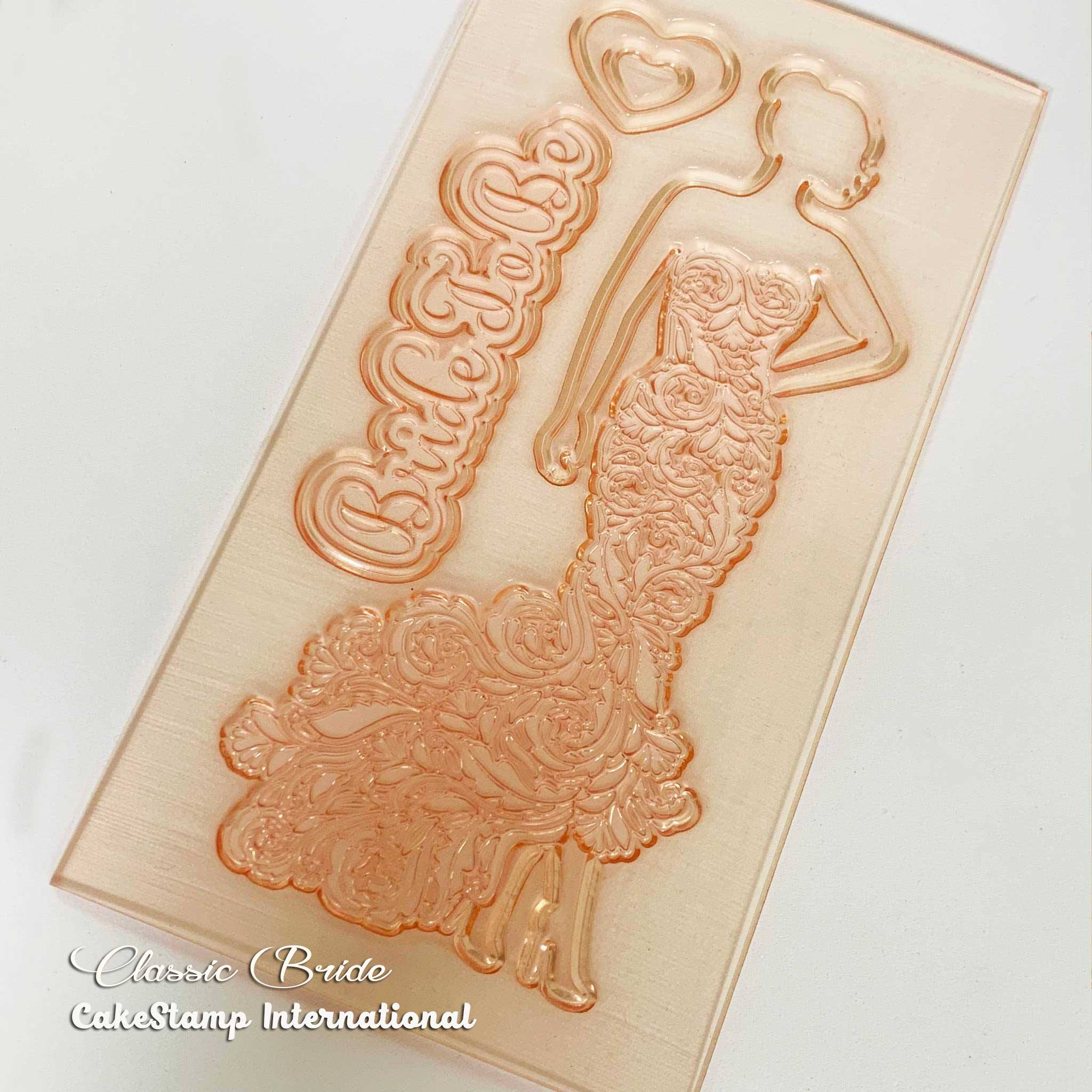 Classic Bride to be mold