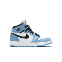 Nike Jordan 1 Retro High White University Blue Black
