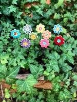 פרח לקישוט עציץ