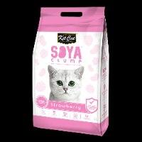חול לחתול סויה בריח תות 7 ליטר