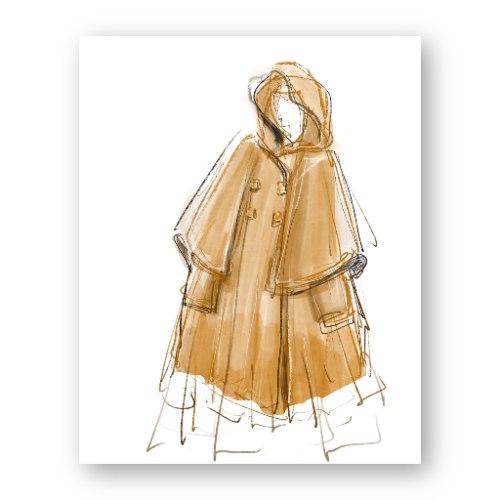 איור אופנה #3