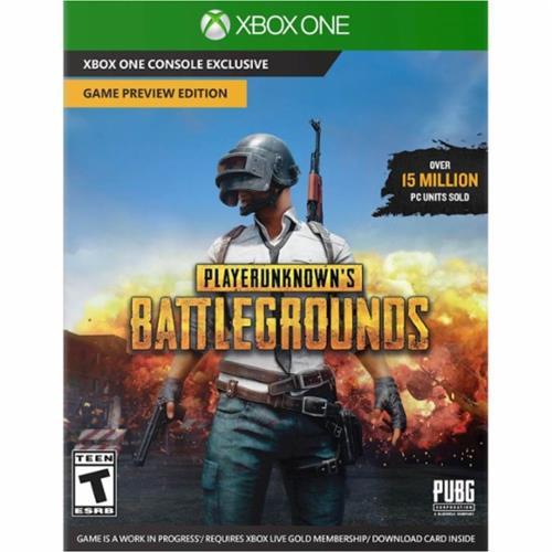 Playerunknown's Battlegrounds גרסה דיגיטלית לקונסולת Xbox One