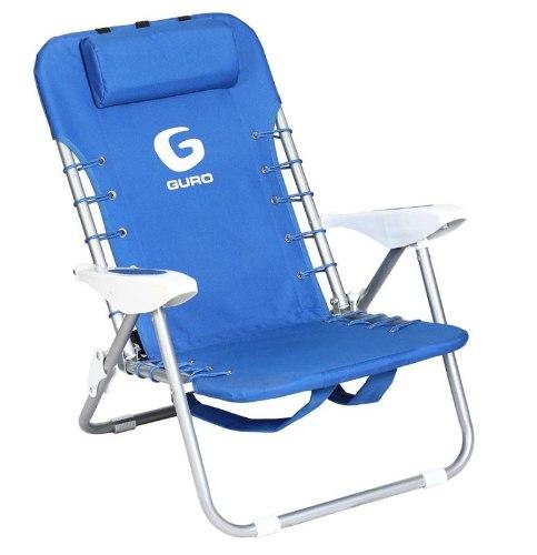 כיסא חוף מתקפל Guro