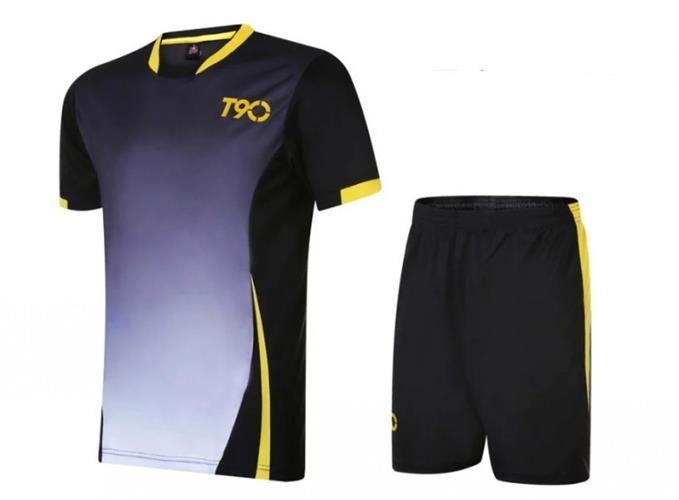 חליפת כדורגל סט חולצה ומכנס במגוון צבעים לקבוצות כדורגל וליחידים